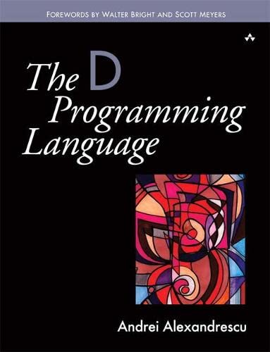 The D Programming Language