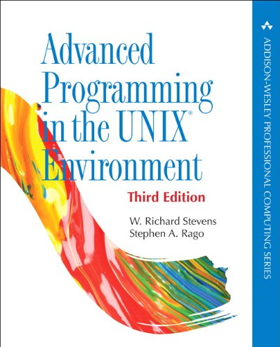 352. Advanced Programming in the UNIX Environment, 3rd Edition