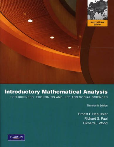 Pdf introductory mathematical analysis for business economics and pdf introductory mathematical analysis for business economics and the life and social sciences international edition free ebooks download ebookee fandeluxe Choice Image