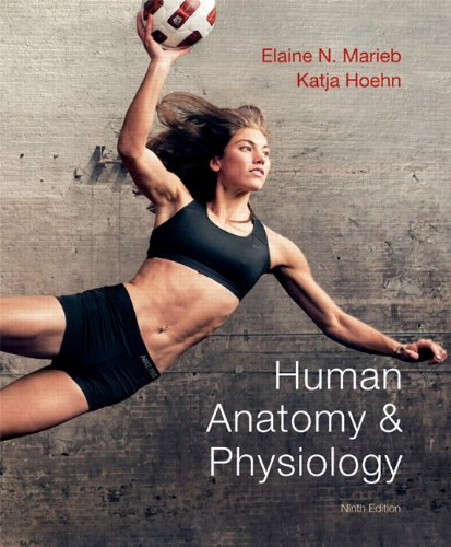 Human Anatomy & Physiology Plus MasteringA&P with eText -- Access Card Package (9th Edition) (Marieb, Human Anatomy and Physiology with Mastering A&P) - Elaine N. Marieb, Katja N. Hoehn