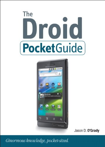The Droid Pocket Guide (Peachpit Pocket Guide) - Jason D. O'Grady