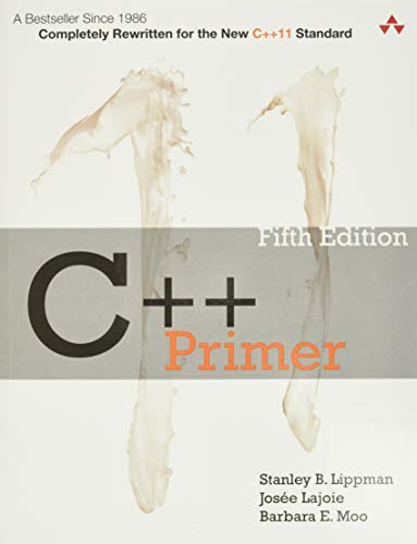 C++ Primer Book Cover Picture