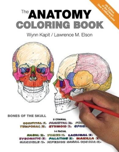 The Anatomy Coloring Book (4th Edition) - Wynn Kapit, Lawrence M. Elson