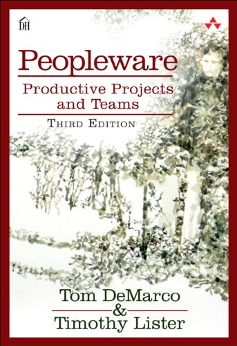 Peopleware Book Cover Picture