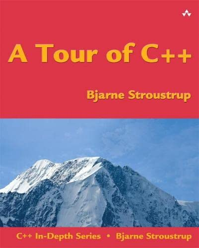 336. A Tour of C++ (C++ In-Depth)