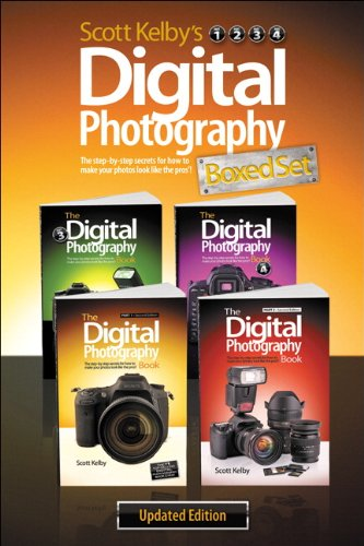 Scott Kelby books -