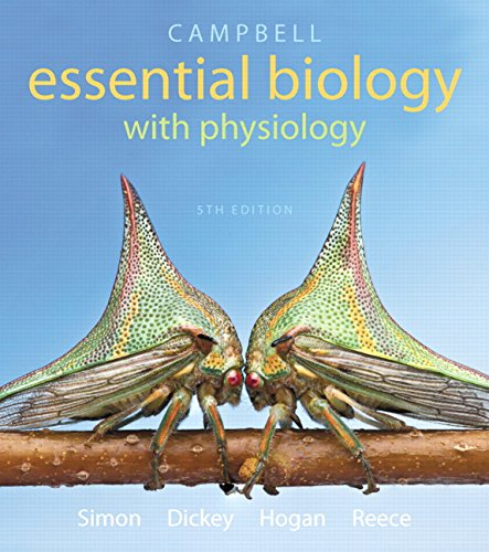 Campbell Essential Biology with Physiology Plus MasteringBiology with eText -- Access Card Package (5th Edition) (Simon et al., The Campbell Essential Biology Series) - Eric J. Simon, Jean L. Dickey, Jane B. Reece, Kelly A. Hogan