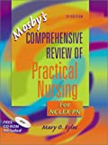 Mosby's Comprehensive Review of Practical Nursing for NCLEX-PN (Book with CD-ROM)