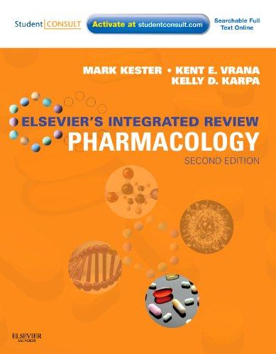 ELSEVIER'S INTEGRATED REVIEW PHARMACOLOGY, 2ED