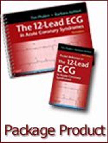 The 12-Lead ECG in Acute Coronary Syndromes - Text and Pocket Reference Package, 3e - Tim Phalen, Barbara J Aehlert RN BSPA