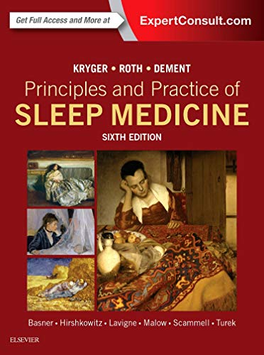 PRINCIPLES AND PRACTICE OF SLEEP MEDICINE,6ED