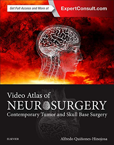 VIDEO ATLAS OF NEUROSURGERY CONTEMPORARY TUMOR AND SKULL BASE SURGERY (HB)