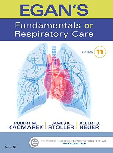 EGAN'S FUNDAMENTALS OF RESPIRATORY CARE,11ED