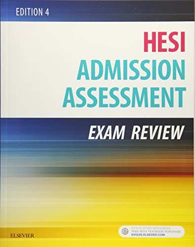 ADMISSION ASSESSMENT EXAM REVIEW -4E