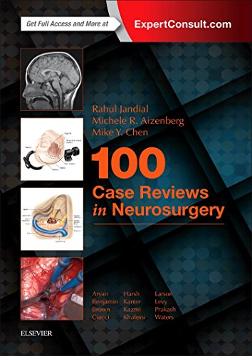 100 CASE REVIEWS IN NEUROSURGERY, 1ED.
