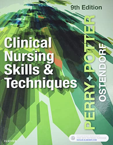 CLINICAL NURSING SKILLS AND TECHNIQUES 9ED (PB 2018)