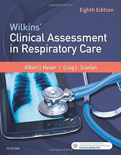 WILKINS' CLINICAL ASSESSMENT IN RESPIRATORY CARE, 8E (PB)