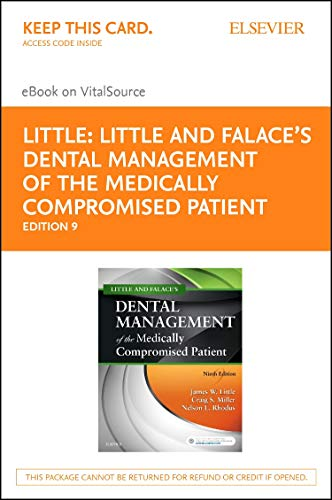 dental management of the medically compromised patient pdf free download