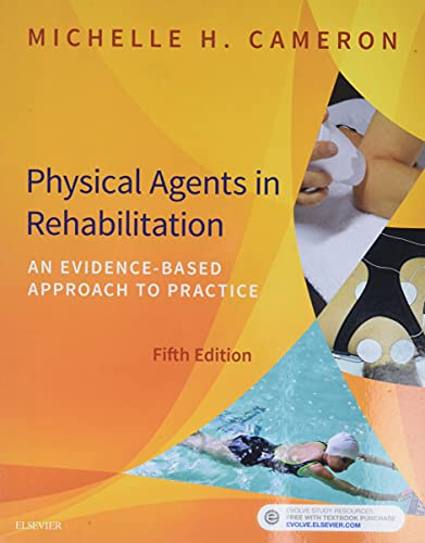 PHYSICAL AGENTS IN REHABILITATION, 5/E (PB)