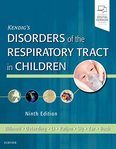 KENDIG'S DISORDERS OF THE RESPIRATORY TRACT IN CHILDREN, 9ED