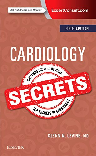 Cardiology secrets / [edited by] Glenn N. Levine.