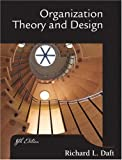 Buy Organization Theory and Design from Amazon