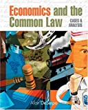 Economics and the Common Law : Cases and Analysis - book cover picture