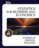 image of Statistics for Business and Economics (with CD-ROM)