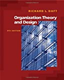 image of Organization Theory and Design (with InfoTrac )