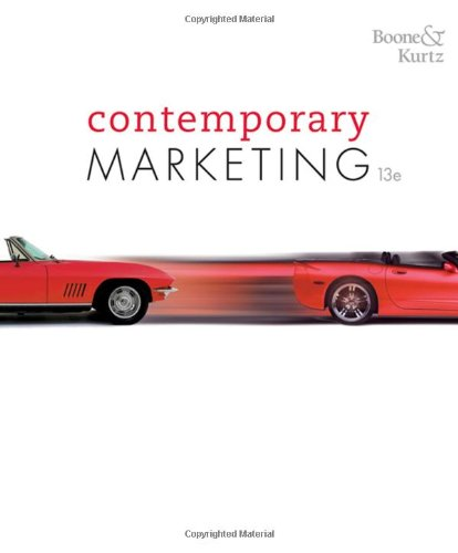 PDF Contemporary Marketing Available Titles CengageNOW 2007