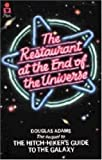 The Restaurant at the End of the Universe - book cover picture