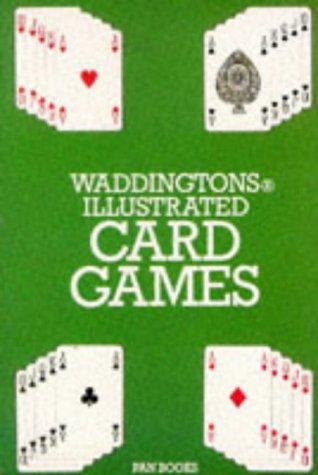 Waddingtons Illustrated Card Games