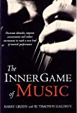 The Inner Game of Music - book cover picture
