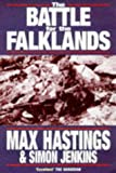 The Battle for the Falklands - book cover picture