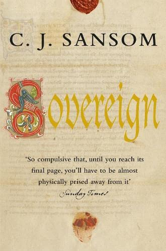 Sovereign: A Matthew Shardlake Mystery (Matthew Shardlake Mysteries)