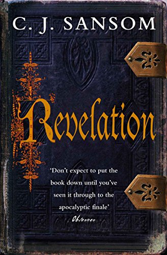 Revelation. C.J. Sansom (Matthew Shardlake Mysteries)