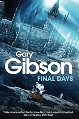 BOOK REVIEW: Final Days by Gary Gibson