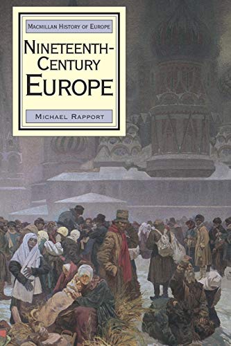 Nineteenth Century Europe (History of Europe (Palgrave Paperback))
