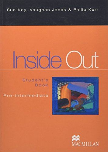 Inside Out Pre Intermediate Student Book