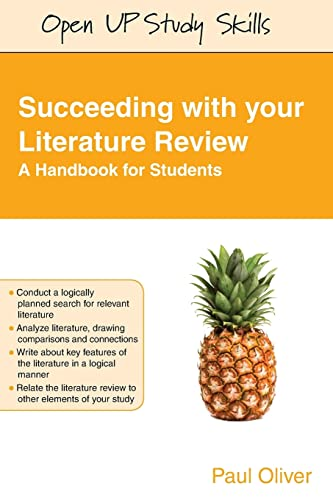 Home academic writing libguides at edith cowan university succeeding with your literature review electronic resource a handbook for students by oliver paul fandeluxe Image collections