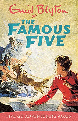 Five Go Adventuring Again (Famous Five Classic)