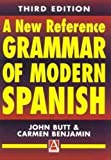 New Reference Grammar of Modern Spanish - book cover picture