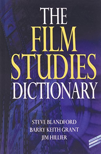 critical dictionary of film and television theory pdf