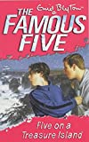 The Famous Five 1: Five on a Treasure Island (Famous Five) - book cover picture