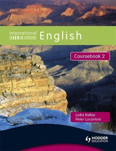 International English, Coursebook 2 (Bk. 2)