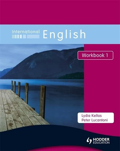 International English: Workbook 1 (Bk. 1)