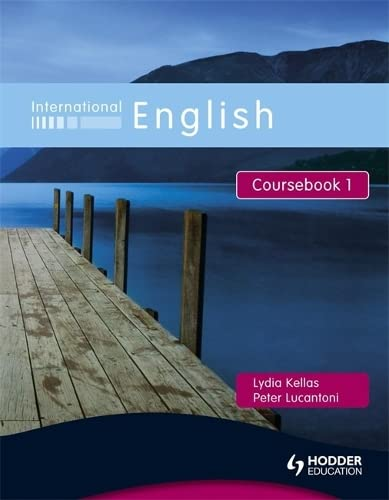 International English, Coursebook 1: For Students for Whom English Is a Second Language (Book & CD) (Bk. 1)