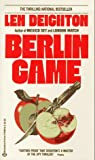 Berlin Game - book cover picture