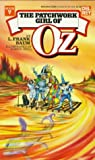Patchwork Girl of Oz (Oz and Related Stories) - book cover picture