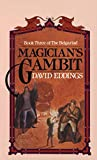 Magician's Gambit (The Belgariad, Book 3) - book cover picture